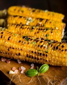 Cooked corn haig park canberra