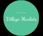 Haig Park Village Markets